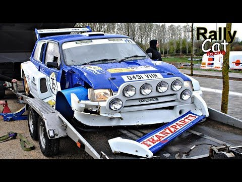 Best of Historics Rally Cars (VHC) 2017 / RallyCatRacing