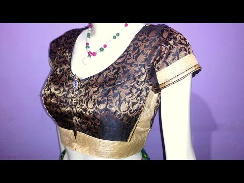 Video Body cut blouse drafting, cutting and stitching step by step tutorial (ENGLISH SUBTITLE) download in MP3, 3GP, MP4, WEBM, AVI, FLV January 2017