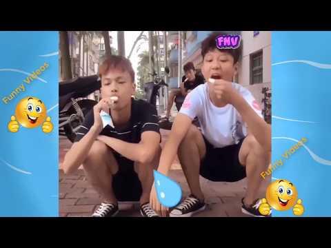Video hài hước vui nhộn nhất | Những thằng nghịch ngu nhất quả đất - Phần 9