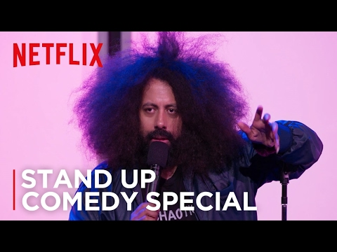 Reggie Watts: Spatial | Official Trailer [HD] | Netflix