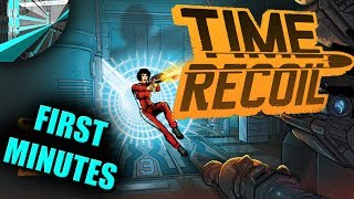 """Time Recoil is a top-down shooter by 10tons - the creators of Crimsonland and Neon Chrome. Kill to slow time, enter slow motion gunfights, and gain special moves. The satisfaction of punching through walls while time slows down is beyond words to describe - you must experience it yourself!""Steam: http://store.steampowered.com/app/625910/Time_Recoil/● Become My Patreon: http://www.patreon.com/MetalCanyon● Subscribe To My Channel: https://goo.gl/BkeuH5● All my LPs: https://www.youtube.com/user/MetalCanyon/playlists● Steam group: http://steamcommunity.com/groups/MC_Goc● Facebook: https://www.facebook.com/metalcanyon● Twitter: https://twitter.com/metalcanyon"