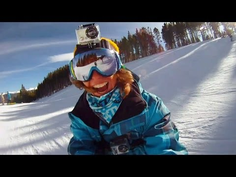 GoPro HD: Snowboarding With Willett - TV Commercial - You In HD