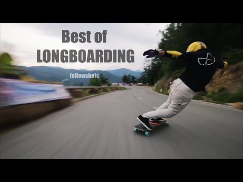 Best Of Longboarding - Compilation