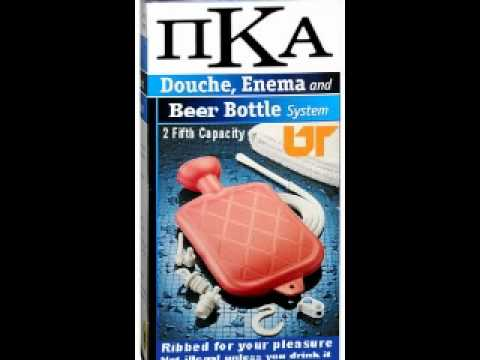 Alcohol Enemas and Boozy Tampons at University of Tennessee Greek Gayfest