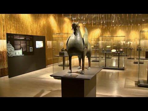 Rendez-vous: Πολιτιστικές εκδηλώσεις στην Ευρώπη – Τρεις σημαντικές εκθέσεις…