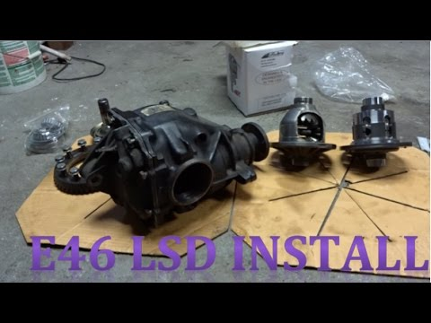 BMW E46 Differential Assembly (LSD)