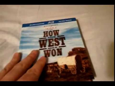 How The West Was Won (1962) Blu Ray Review And Unboxing