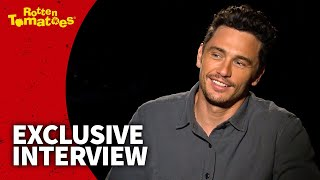 Video UNCUT The Disaster Artist Interview - James Franco Got 99.9% Approval from Tommy Wiseau MP3, 3GP, MP4, WEBM, AVI, FLV Agustus 2018