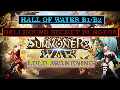 how to discover secret dungeon in summoners war