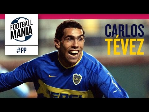 Player Profile: Carlos Tévez – Natural Striker!
