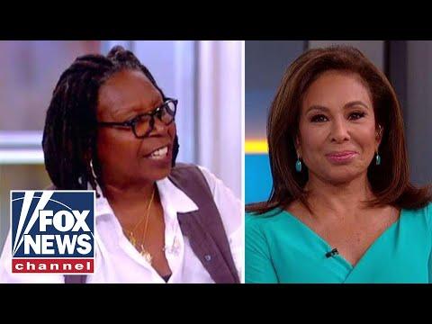 Judge Jeanine on her explosive exchange on 'The View' (видео)