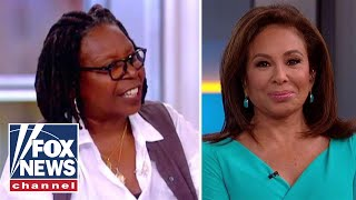 Video Judge Jeanine on her explosive exchange on 'The View' MP3, 3GP, MP4, WEBM, AVI, FLV April 2019
