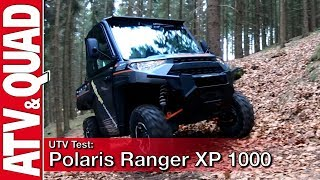 10. UTV Test: Polaris Ranger XP 1000