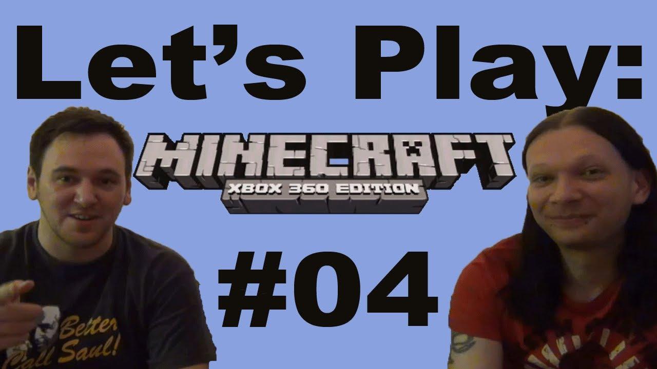 Spiele-Ma-Mo: Minecraft (Xbox 360 Edition – Part 4)