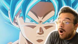 Dragon Ball Z  Resurrection  F    Official Trailer Reaction