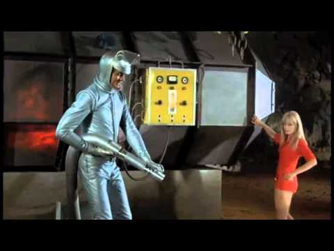 Movie - Danger: Diabolik (1968)