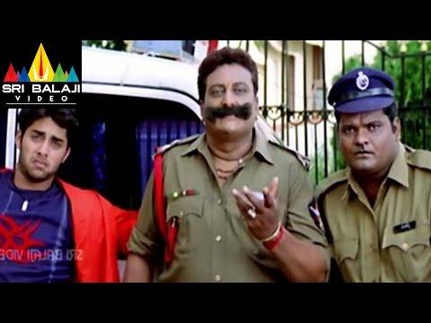 Gowtam SSC Movie Navadeep at Police Station Scene || Navadeep, Sindhu Tolani