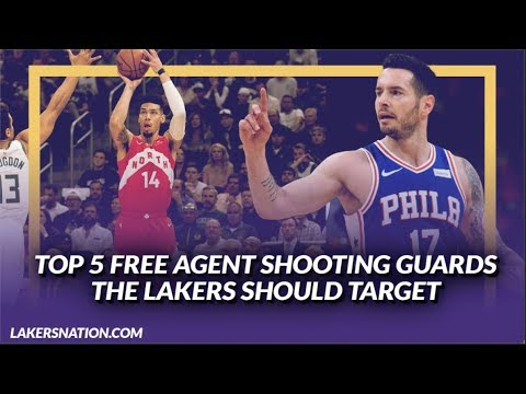 Video: Lakers Free Agency: Top 5 Free Agent Shooting Guards the Lakers Should Target