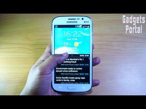 Samsung Galaxy Y Duos Videos