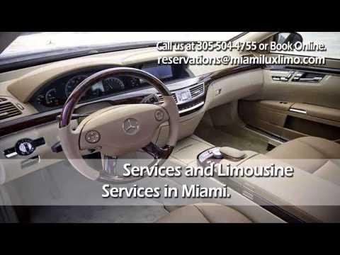 Miami limousine