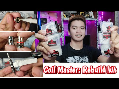How to Rebuild Occ? Easiest way,with the help of RBK | Coil master (PH 🇵🇭)