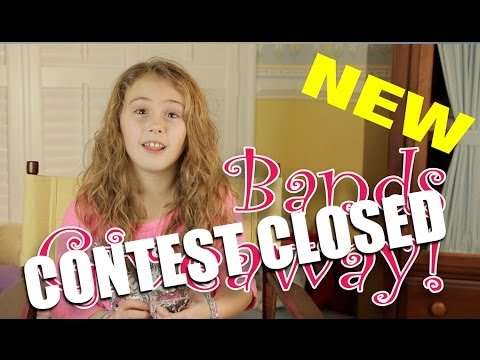 Rainbow Loom Bands Giveaway – Name the New Bracelet Design