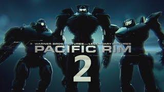 PASIFIC RIM: Uprising 2018 New Trailer