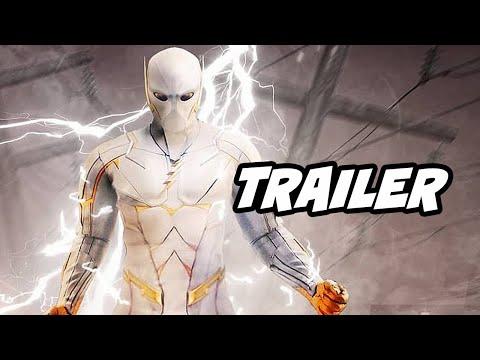 The Flash Season 6 Episode 19 Trailer Finale - Godspeed and Aquaman Scene Easter Eggs Breakdown