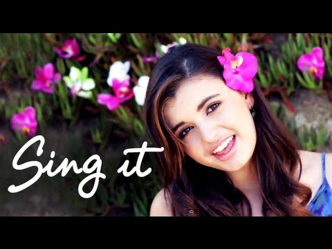 Sing It – Rebecca Black – Official Music Video
