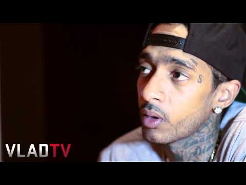 young and reckless - http://www.vladtv.com - Rapper Nipsey Hussle opens up about his recent collaboration with Young & Reckless clothing and his Crenshaw line, which he revealed ...