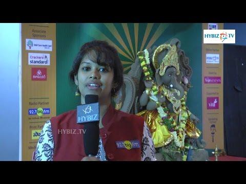 RJ Grace 92.7 Big FM-Vajra Events Go Green Ganesha