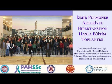 PAHSSC 08 02 2019 İzmir Hasta ve Yakınları Eğitim Programı