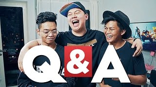Video Q&A OF THE YEAR! w/ REZAOKTOVIAN & AGUNG HAPSAH MP3, 3GP, MP4, WEBM, AVI, FLV Juni 2017