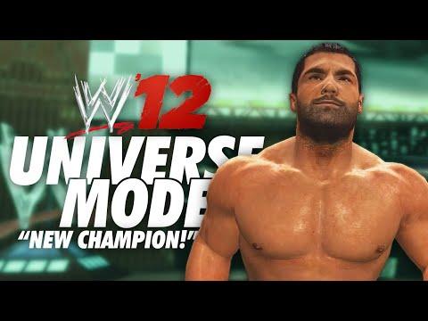 WWE 12 Universe Mode - WWE Raw vs WCW Nitro - CROWNING NEW WWE CHAMPION! [4]
