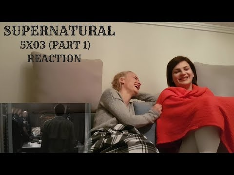 """SUPERNATURAL - 5x03 """"FREE TO BE YOU AND ME"""" (PART 1) REACTION"""