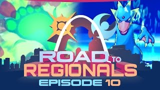 DOUBLE DUCK!! Road to Regionals VGC 2017! Episode 10 - Pokemon Sun and Moon VGC Battlespot by aDrive