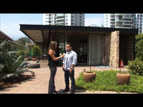 Bloco-2 Casa e Cia num giro pela 23ª edição da Casa Cor Rio de janeiro.