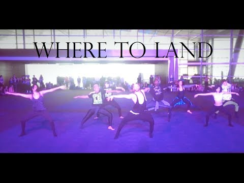 Travis Garland - Where To Land Choreography by Brian Friedman at Pulse
