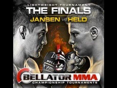 Bellator 93 Marcin Held vs Dave Jansen Predictions Travis Wiuff vs Ryan Martinez