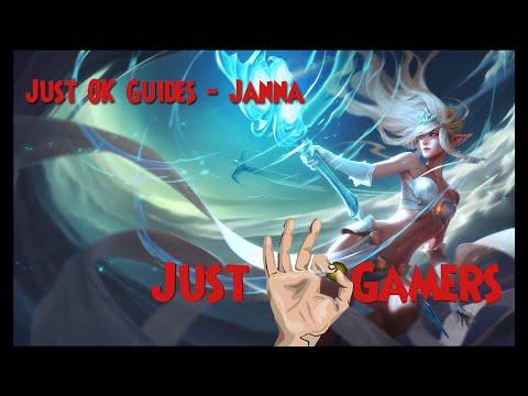 Just OK Guides - Janna