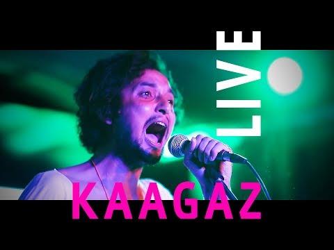 Kaagaz - Pahilo Pana & Junkie Blues (live @ Club 25 Hours)