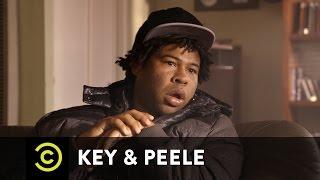 Key & Peele - Laron Can't Laugh