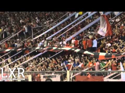 Independiente 1 - Belgrano 2 / Gol de Mancuello (HINCHADA) - La Barra del Rojo - Independiente