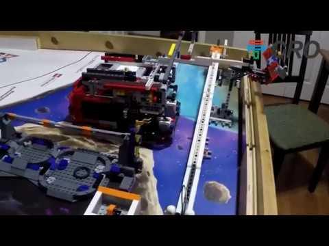 FLL2018 Into Orbit Solar Panel 3DPrinting