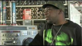 PHIFE DAWG OF A TRIBE CALLED QUEST INTERVIEW IN TORONTO