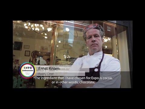Expo 2015 Chef Ambassador Ernst Knam eng