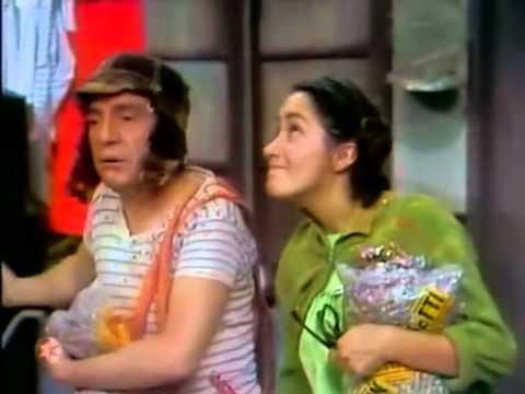 El chavo del 8 - Don Ramon vende globos y confeti (Capitulo Completo)