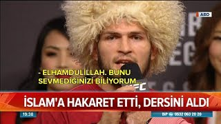 Video İslamofobiye demir yumruk! - Atv Haber 8 Ekim 2018 MP3, 3GP, MP4, WEBM, AVI, FLV Oktober 2018