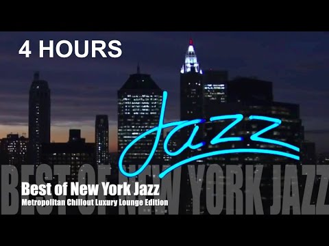 USA: Jazz in New York - Best of New York City Jazz Music (New York Metropolitan Chillout Luxury Lounge)