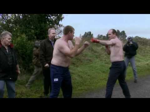 Knuckle - KNUCKLE: Film stars James Quinn McDonagh and Paddy Joyce. Directed By: Ian Palmer Release Date: December 9, 2011 James Quinn McDonagh and Paddy